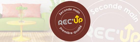 Nous sommes certifiés «Rec'Up» !